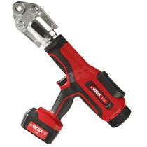 Electro-hydraulic crimping tool / battery-operated