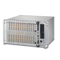 Paperless recorder / transient / rack-mount / for mobile applications