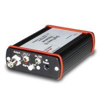 Fiber optic transmitter / data