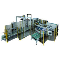Layer palletising system / automatic