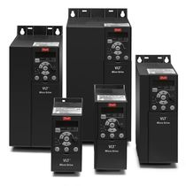 Panel-mount variable-speed drive / compact / 200-480 V