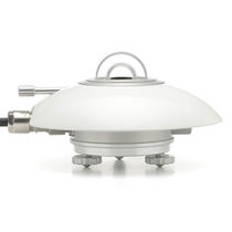 Pyranometer with extended spectral range / ISO 9060 / secondary standard / with quartz domes