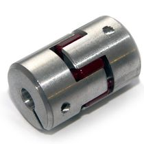 Rigid shaft coupling / sleeve and shear pin