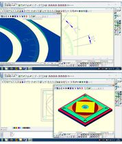 CAD software / CAM / engraving / machining