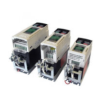 Three-phase frequency converter / single-phase / programmable / compact
