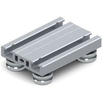 Ball linear guide / plastic
