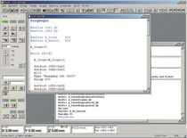 Application programming software / automation / control / machining