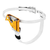 Foot rope clamp