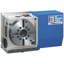 Motor-driven rotary table / horizontal / vertical / for machine tools