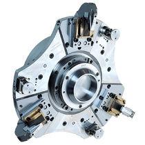 Power chuck / 3-jaw / wheel / swing clamp