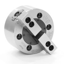 Power chuck / 2-jaw / closed-center