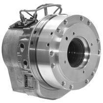 Open-center turning cylinder / hydraulic