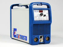 TIG welder / inverter / three-phase / DC