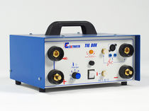 TIG welder / three-phase / portable