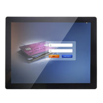 LCD monitor / TFT / multitouch screen / with PCT touch screen