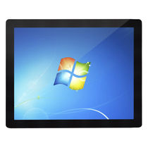 LCD monitor / TFT-LCD / projected capacitive touchscreen / LED backlight