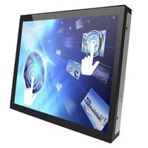 LCD monitor / LCD/TFT / projected capacitive touchscreen / LED backlight
