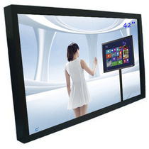 Monitor with touchscreen / LCD / 1920 x 1200 / wall-mount