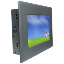 TFT LCD panel PC / with touch screen / 800 x 600 / fanless