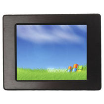 Resistive touch screen monitor / LED / 800 x 600 / panel-mount