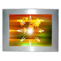LED backlight panel PC / LCD / 1024 x 768 / Intel® Atom N2600