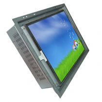LED backlight panel PC / LCD / 1024 x 768 / Intel® Atom N270