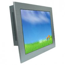 LED backlight panel PC / LCD / 1280 x 1024 / Intel® Atom N270