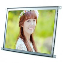 LCD monitor / 1024 x 768 / panel-mount / for digital signage