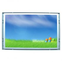 LED backlight monitor / LCD / 1280 x 800 / panel-mount