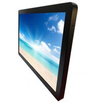 Touch screen monitor / LCD / 1920 x 1080 / panel-mount