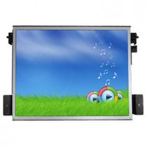 LED backlight monitor / LCD / 1024 x 768 / open-frame
