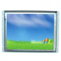 Touch screen monitor / LCD / 800 x 600 / panel-mount