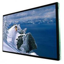 Resistive touch screen monitor / LCD / 1920 x 1080 / panel-mount