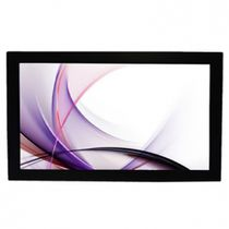 LED backlight monitor / touch screen / LCD / 1920 x 1080