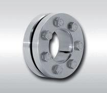Stainless steel shrink disc