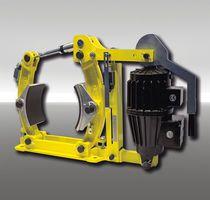 Drum brake / spring activated / electro-hydraulic