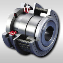 Roller torque limiter / double-roller / friction-free