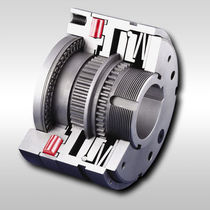 Torque limiter with sprocket wheel / roller