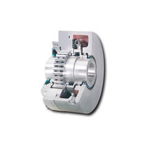 Sprag one-way clutch / with internal bearings / full-face / overrunning clutch