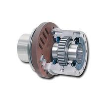 Sprag freewheel / with coupling / with internal bearings / backstop