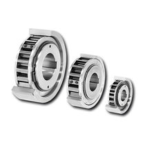Sprag one-way clutch / with internal bearings / internal / without bearing function