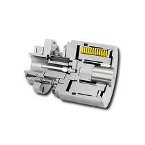 Printing press workpiece clamping chuck