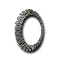 Compression disc spring / conical