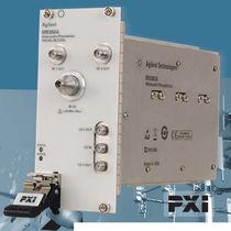 PXI signal conditioner / modular / analog
