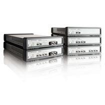 Compact attenuator / variable / for fiber optics