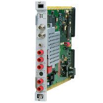 Digital multimeter / rack-mount / industrial