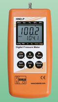 Digital pressure gauge / portable