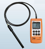 Portable conductivity meter