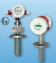 Inductive flow meter / for liquids / digital / insertion