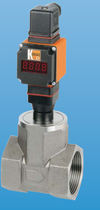 Pelton wheel turbine flow meter / for water / with analog output / in-line